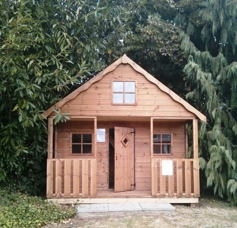 Shedlands Manor House Display Model